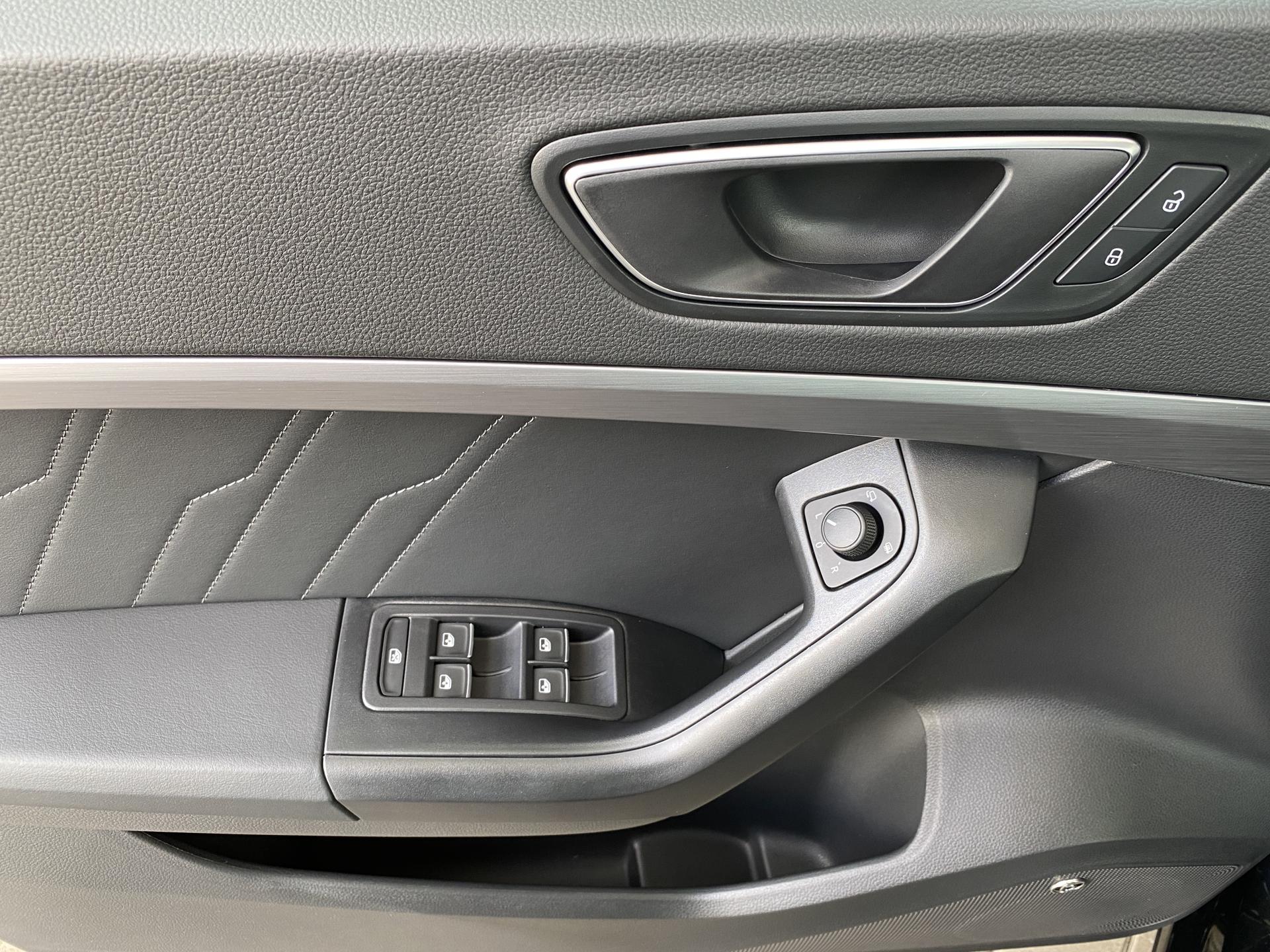 SEAT Ateca FR 1.5 TSI DSG Innenraum Highlights