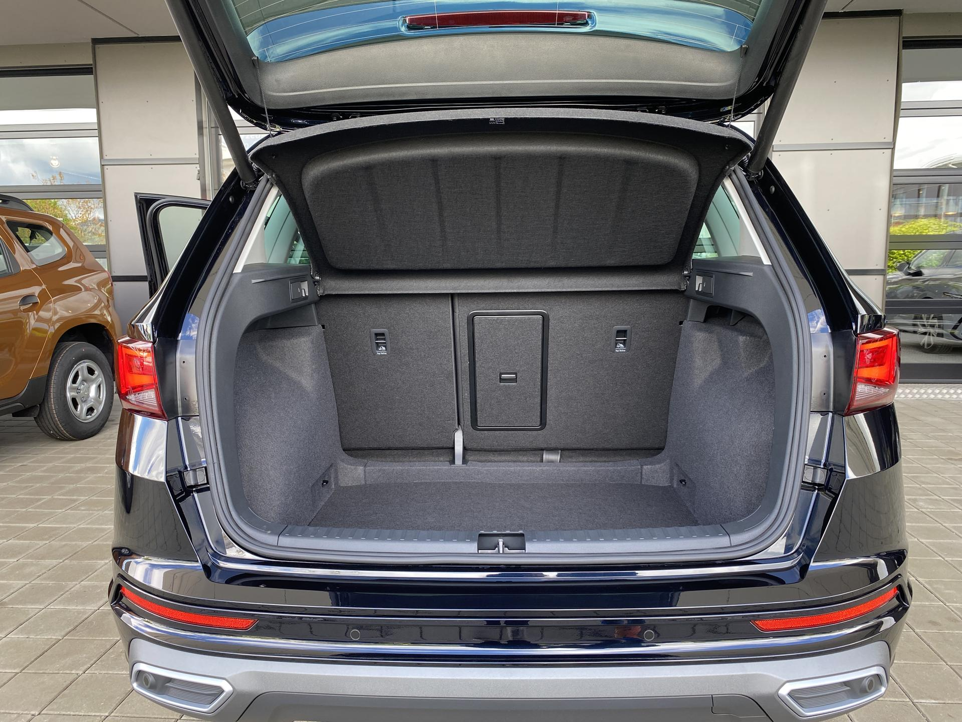 SEAT Ateca FR 1.5 TSI DSG Kofferraum