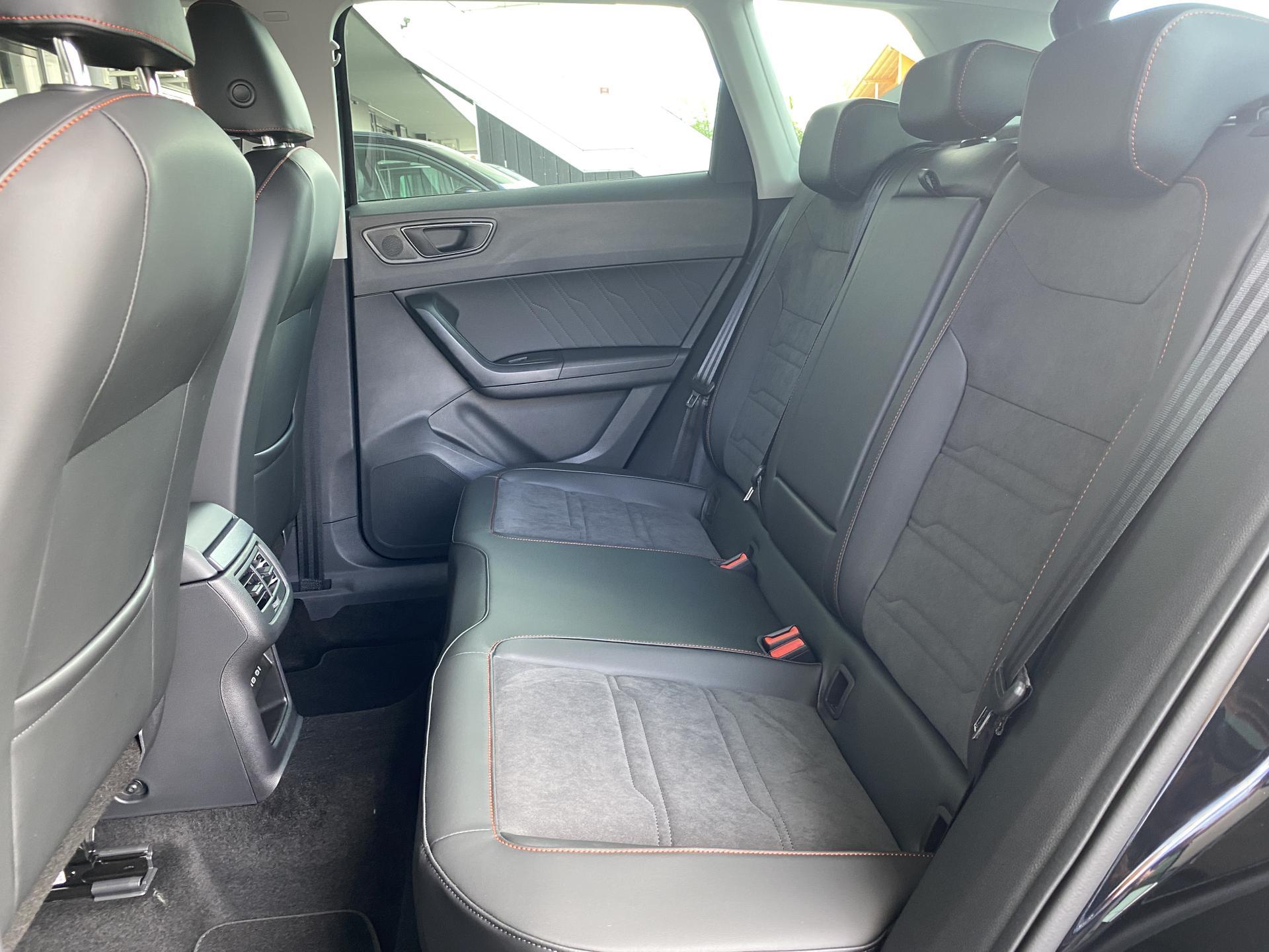 SEAT Ateca FR 1.5 TSI DSG Rücksitzbank