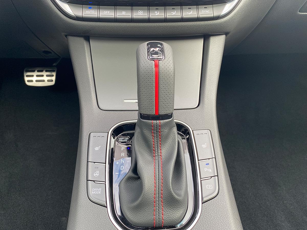 Hyundai i30 1.5 T-GDI iMT N Line schaltgetriebe