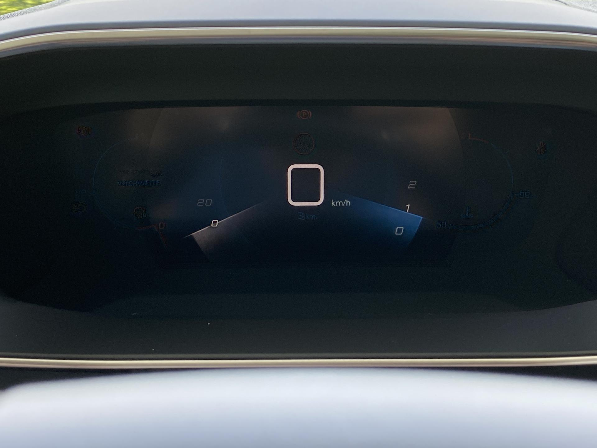 Peugeot 2008 GT 1.2 PureTech Innenraum Ausstattungshighlights 3D Cockpit
