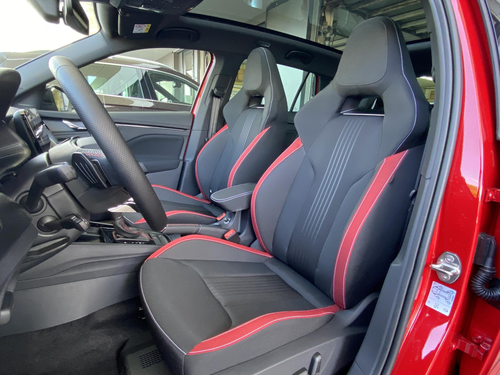 Skoda Scala Fahrersitz