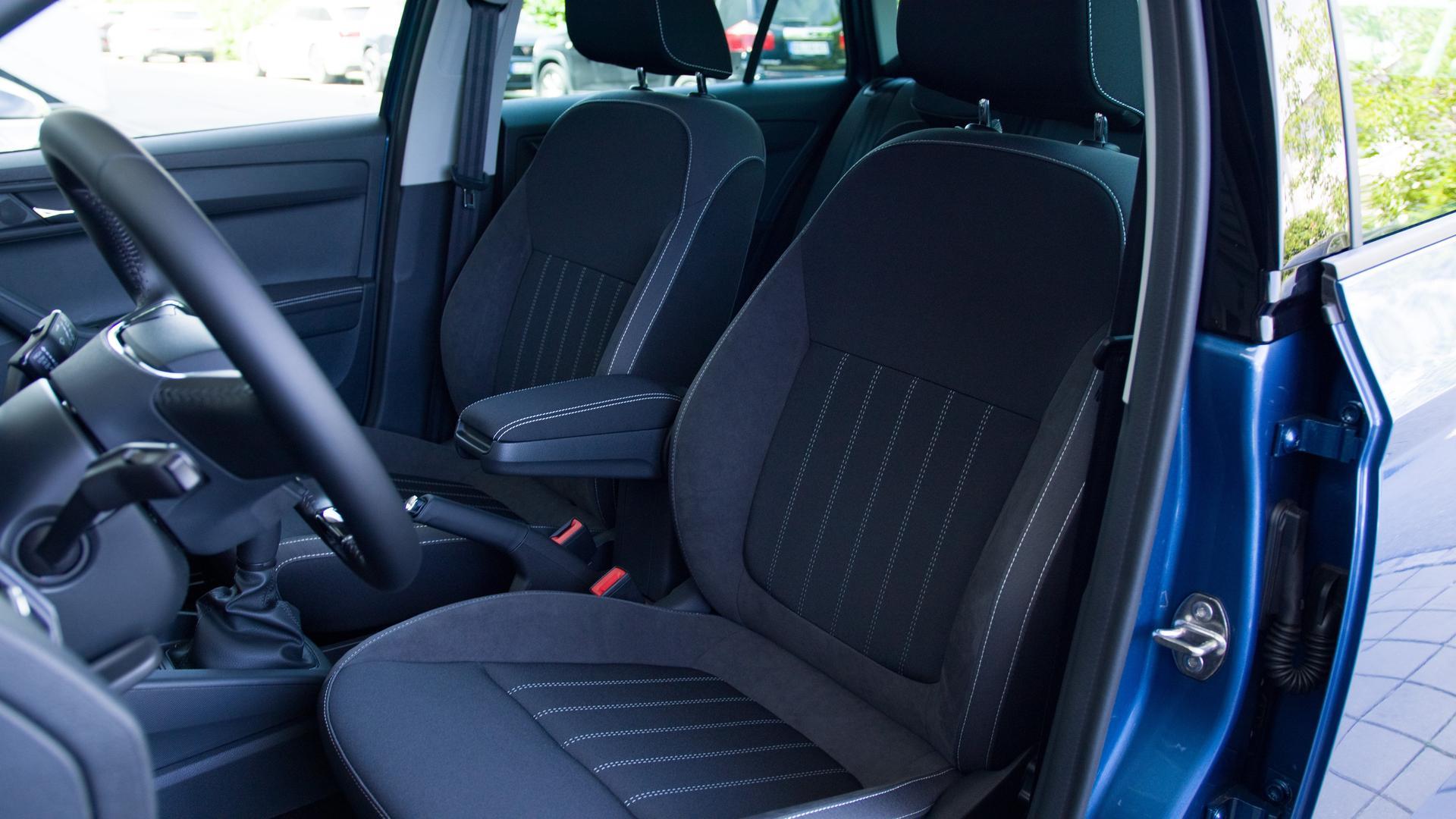 Skoda Fabia Combi 1.0 TSI Fahrersitz