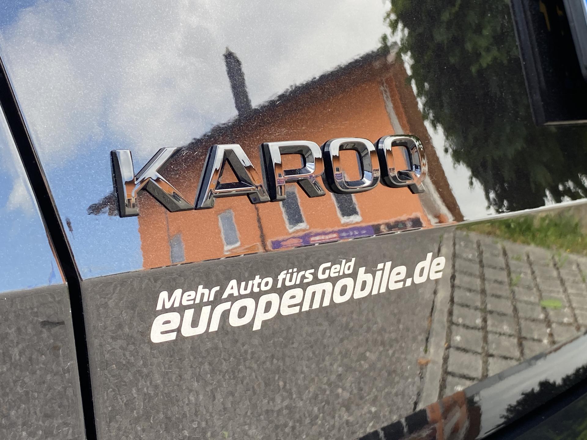 Skoda Karoq SPORTLINE Emblem