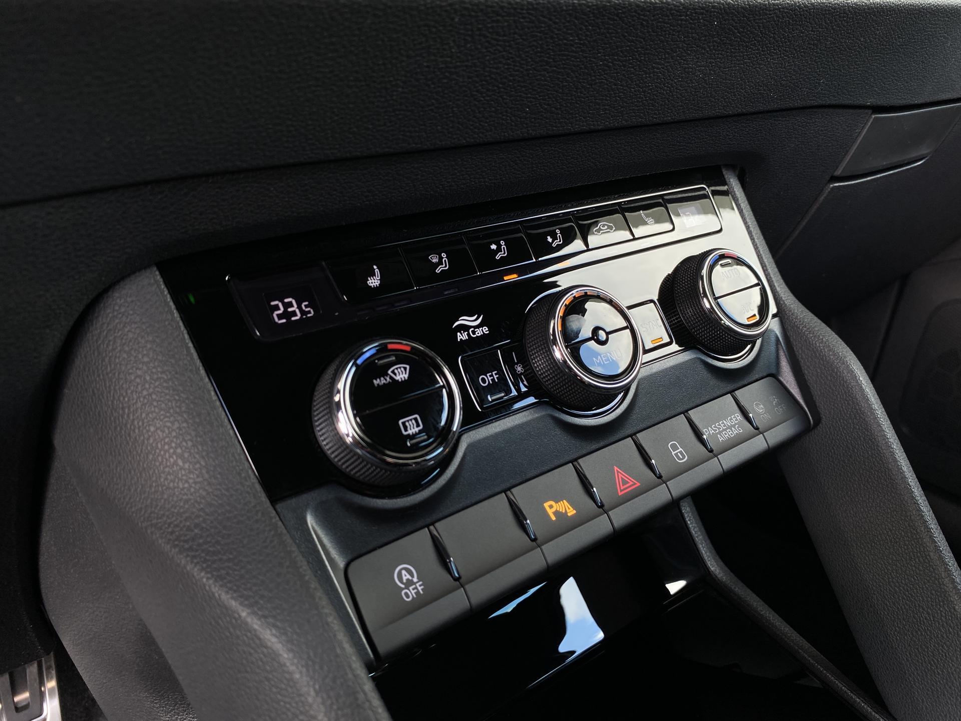 Skoda Karoq SPORTLINE Klimaanlage