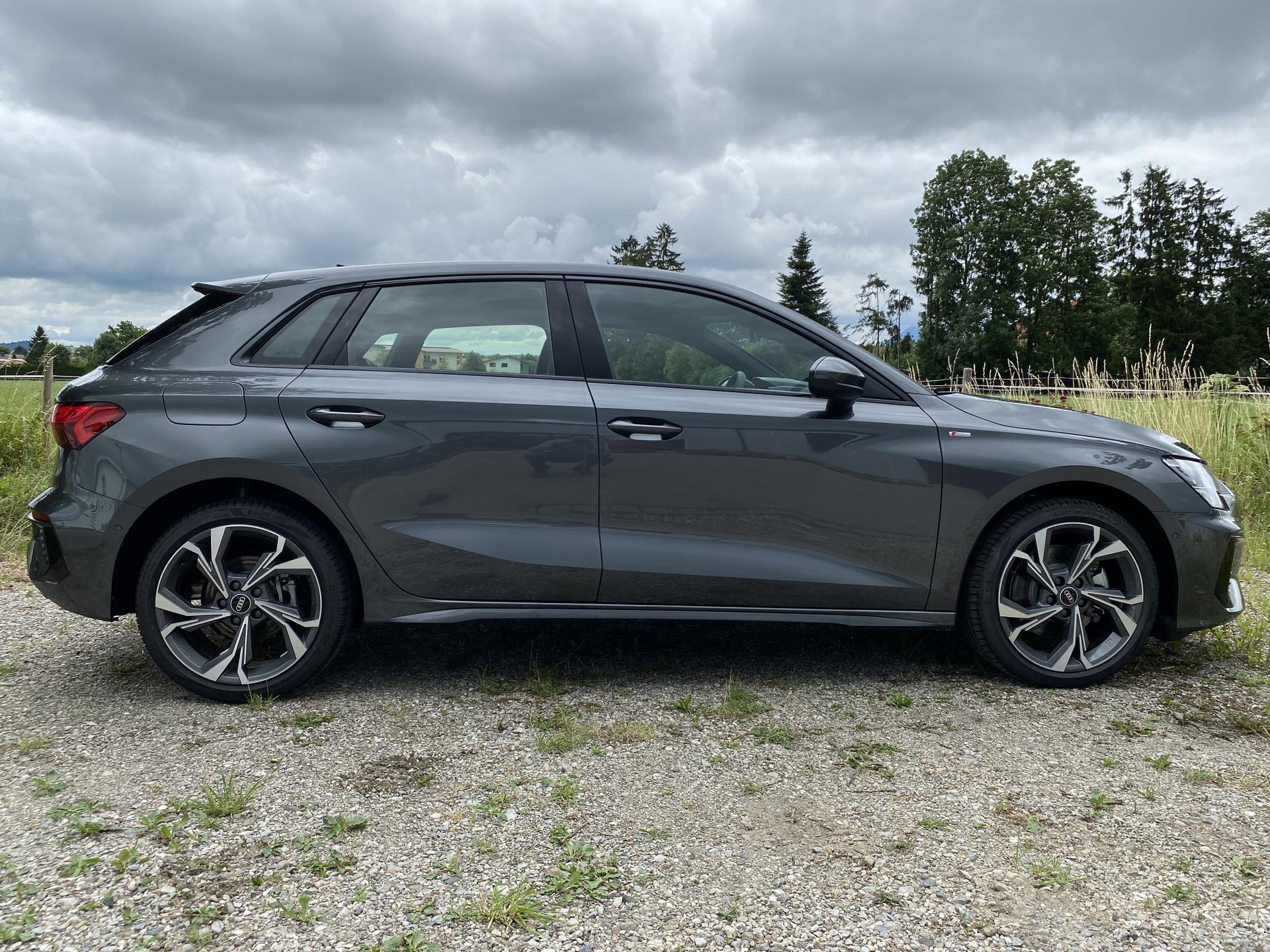 Audi A3 Beifahrerseite