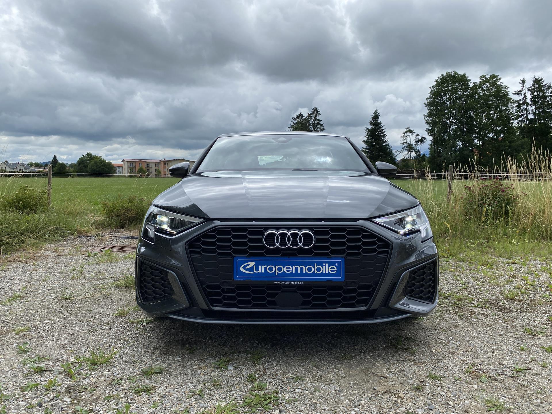 Audi A3 vorne