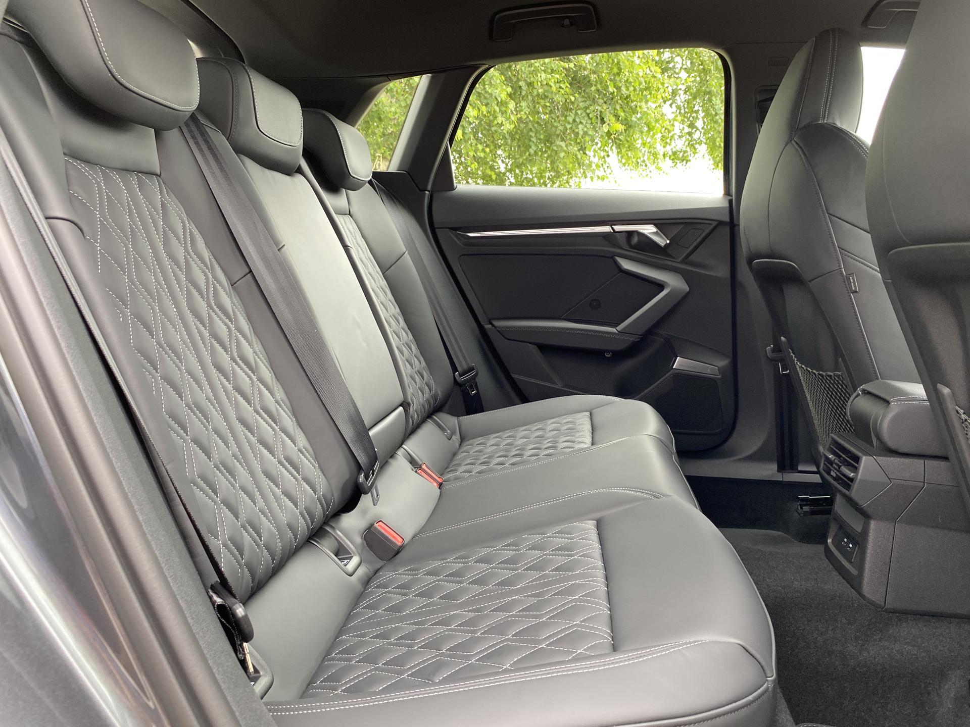Audi A3 Rücksitzbank