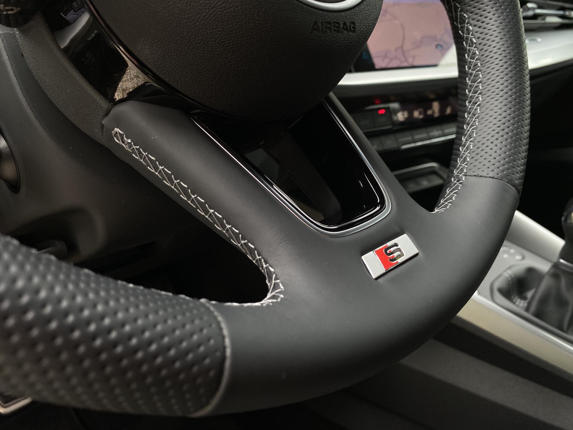 Audi A3 Lenkrad S