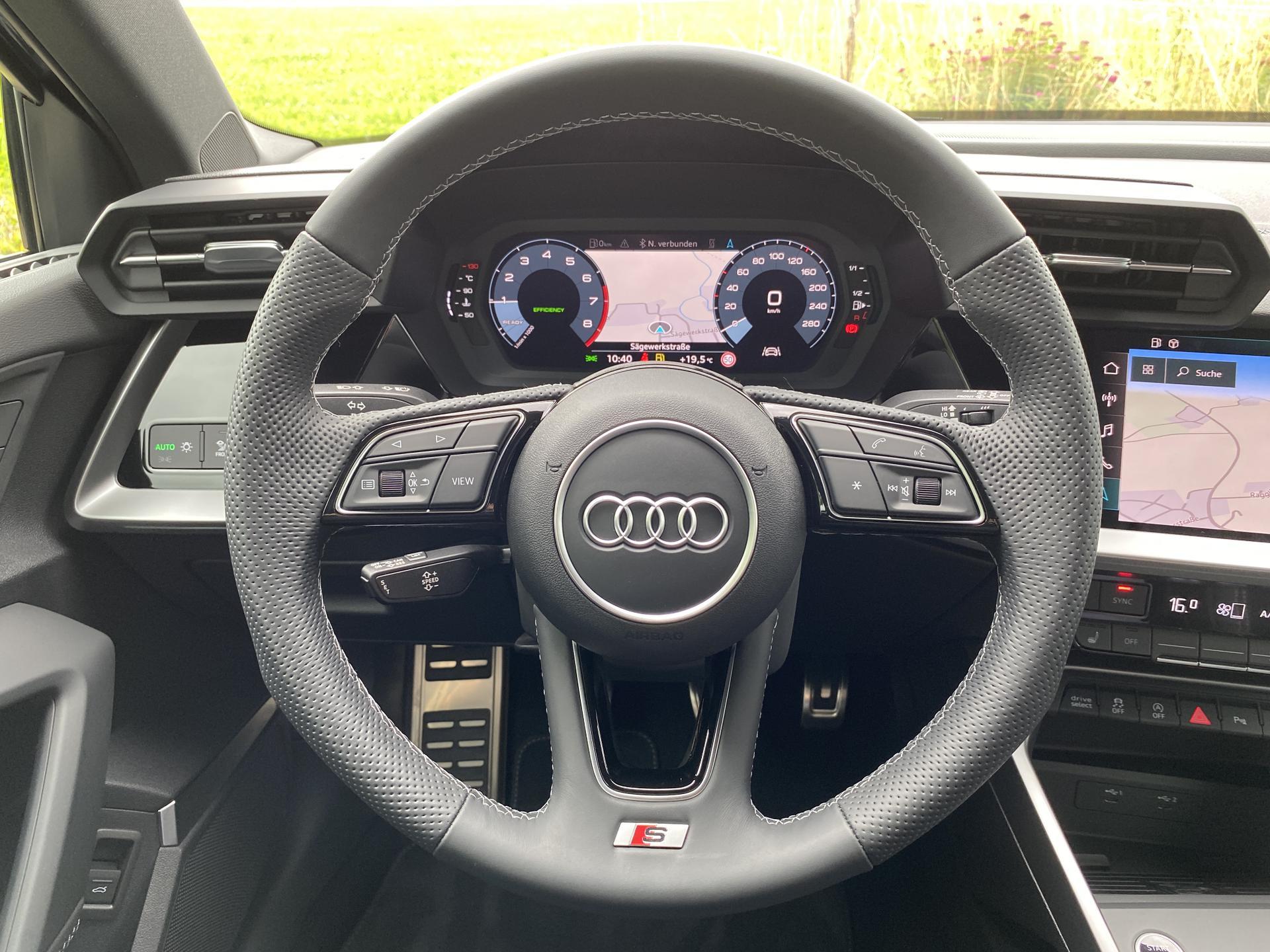 Audi A3 Lenkrad