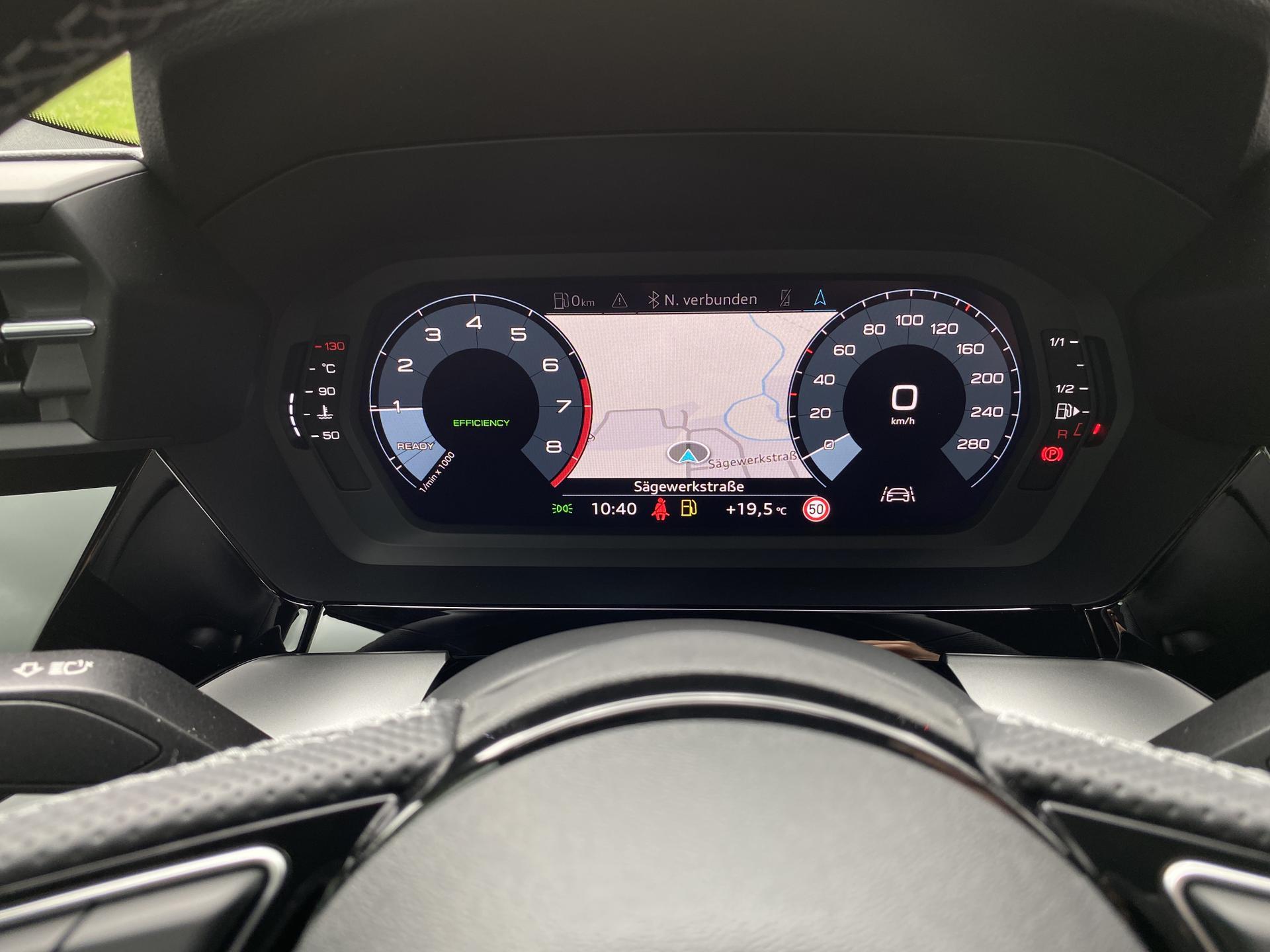 Audi A3 Digitales Cockpit