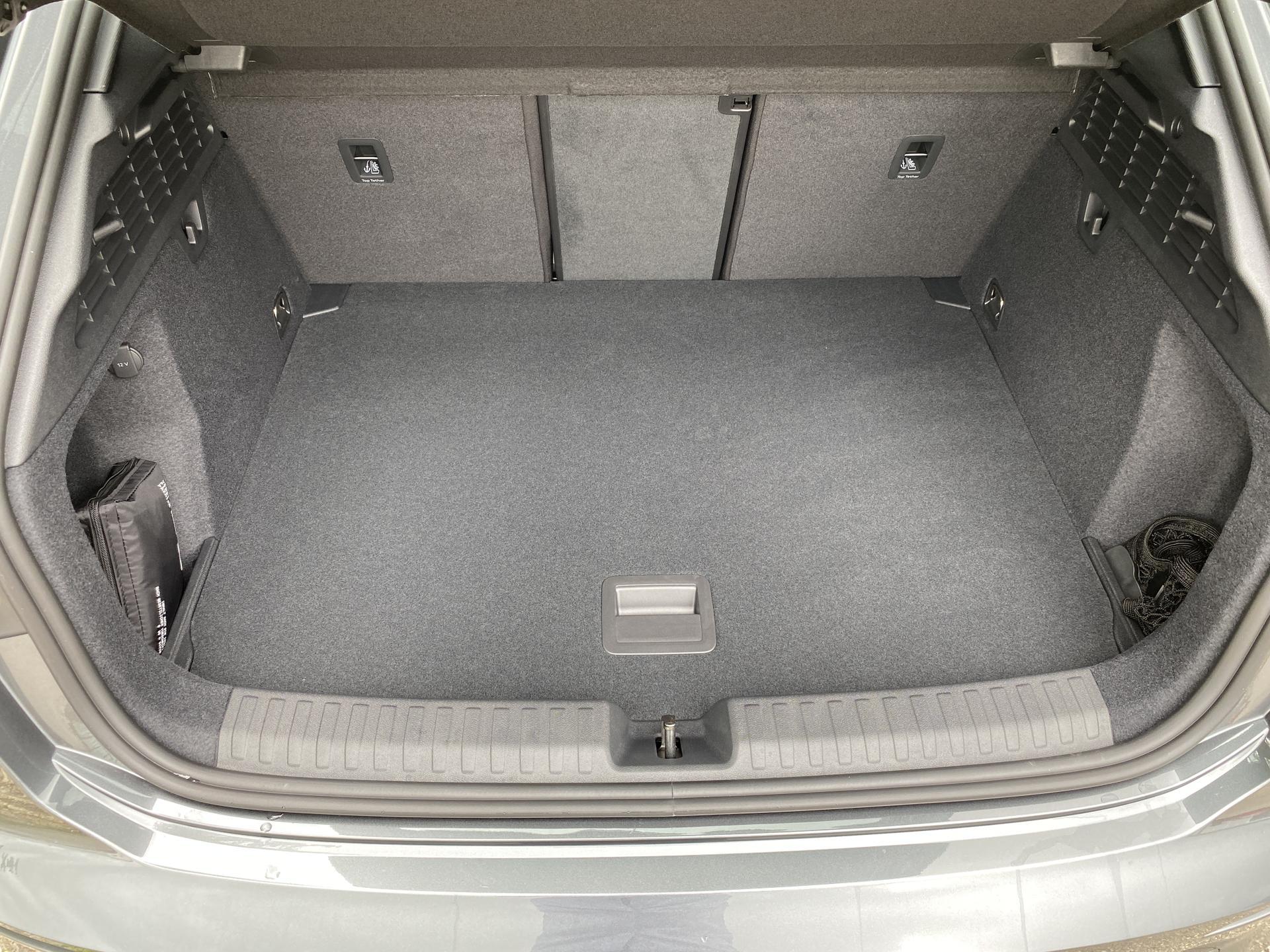 Audi A3 Kofferraum