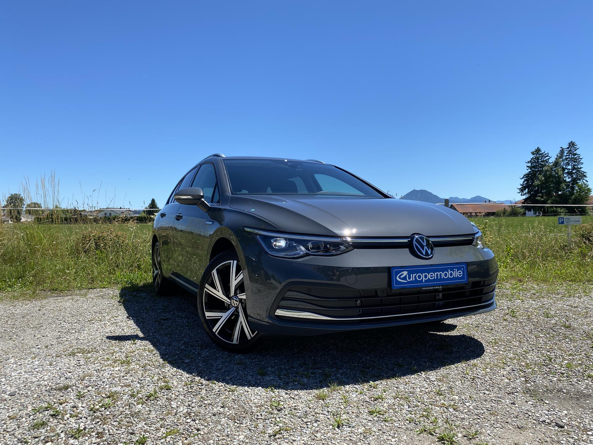 VW Golf Variant vorne