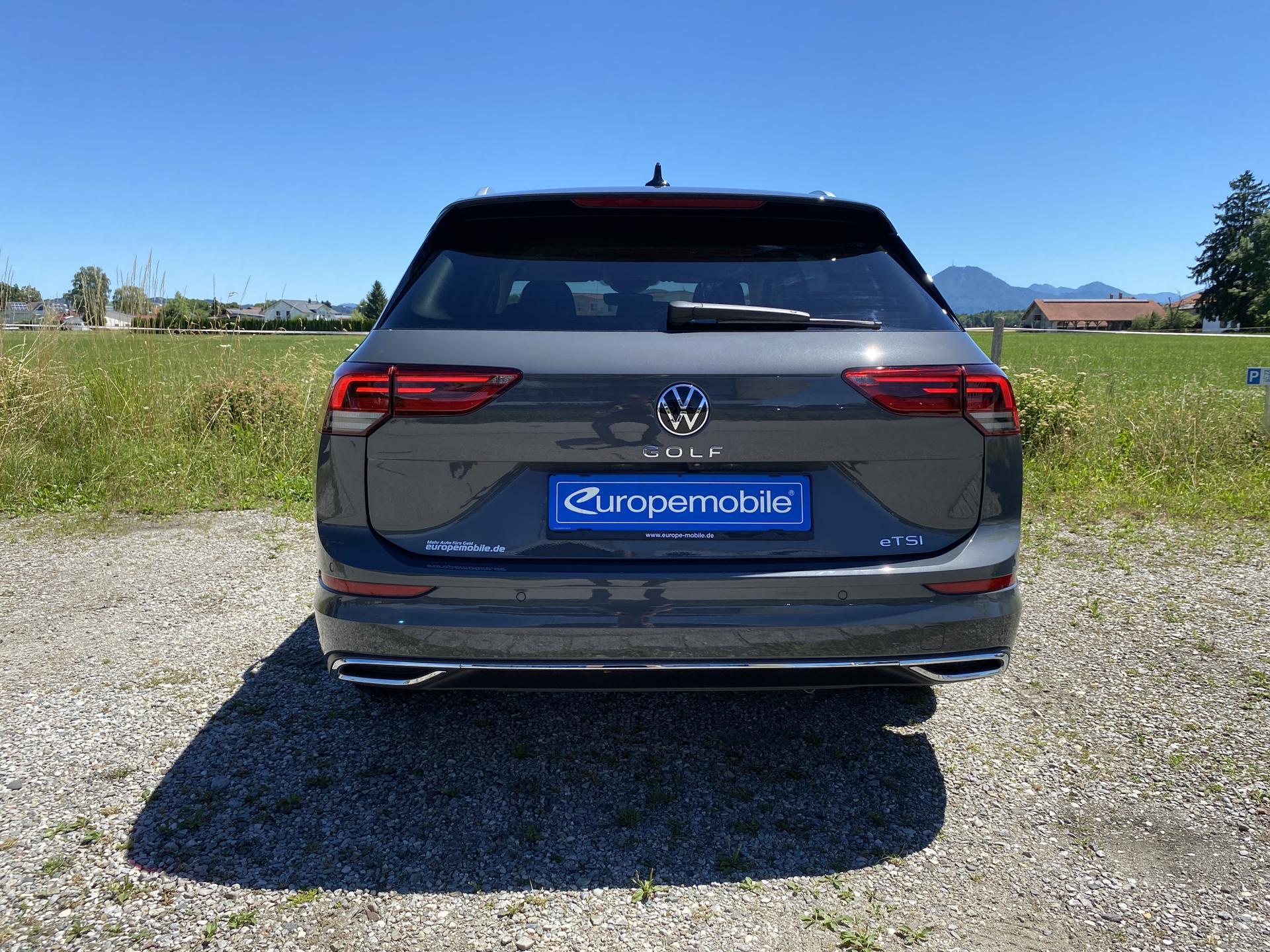 VW Golf Variant hinten