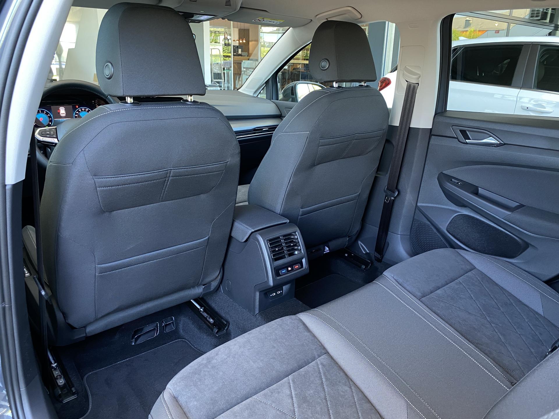VW Golf Variant Rücksitzbank