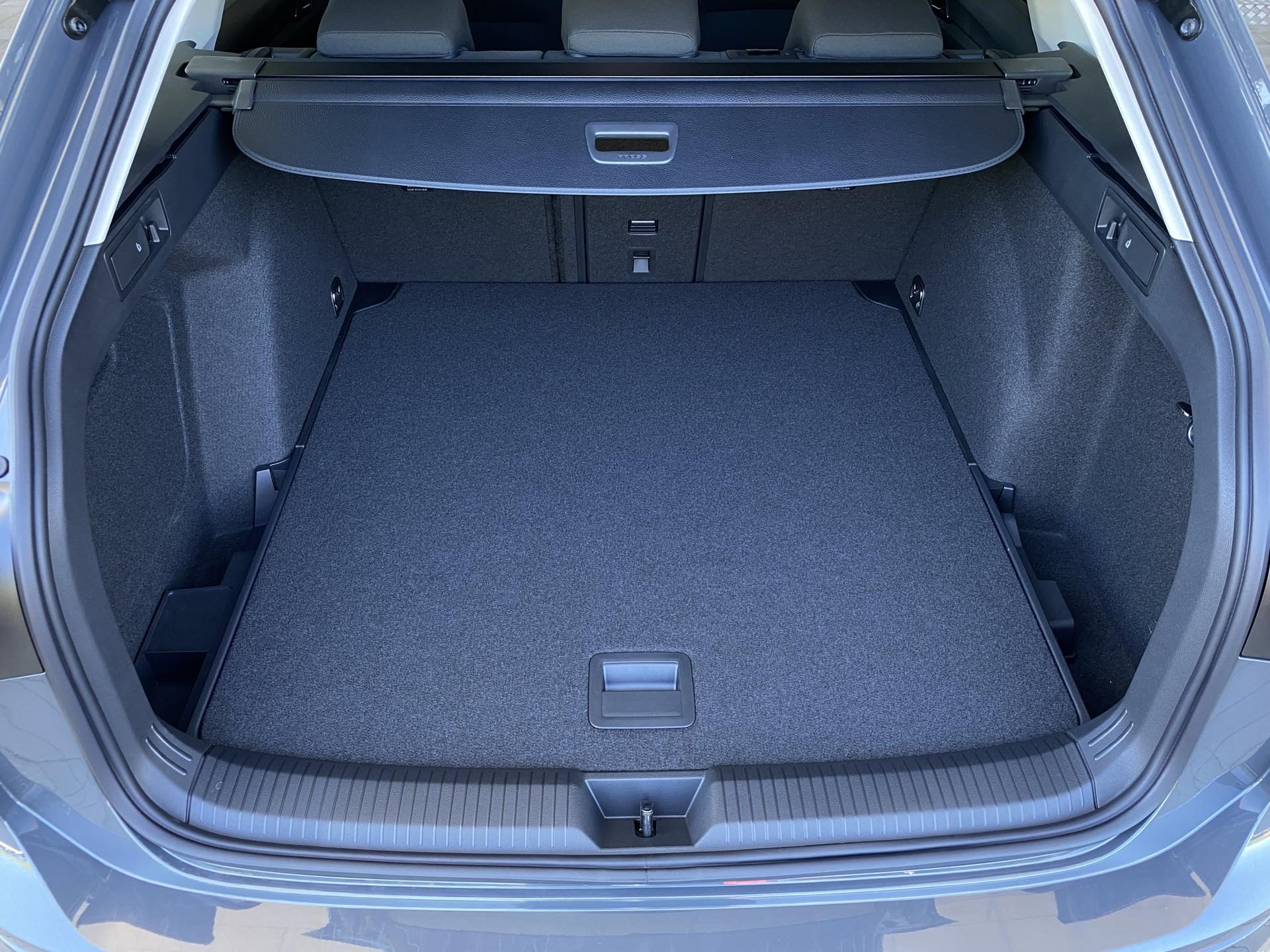 VW Golf Variant Kofferraum