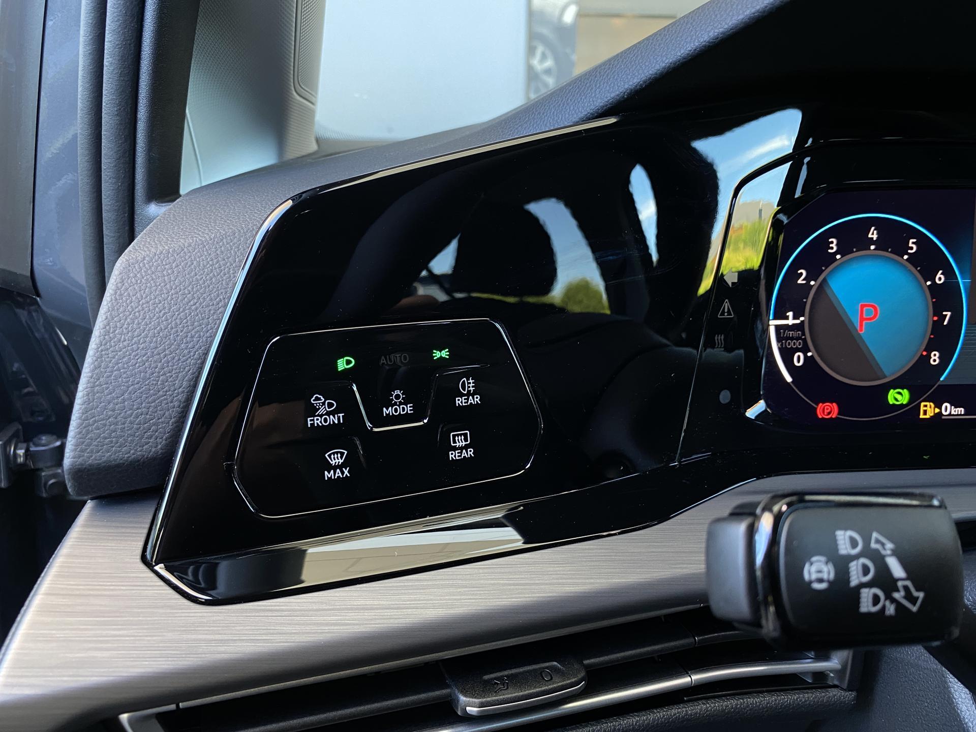 VW Golf Variant Innenraum Highlights