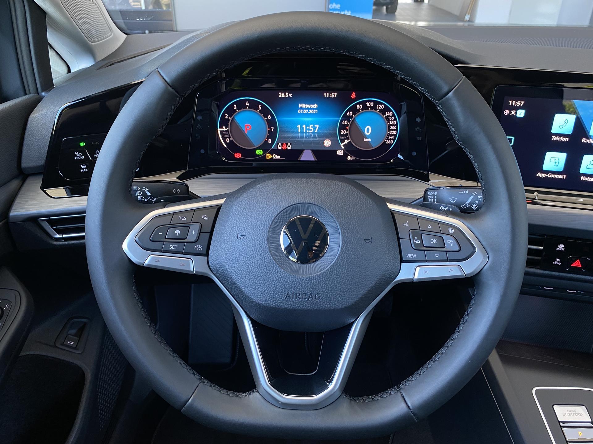 VW Golf Variant Lenkrad