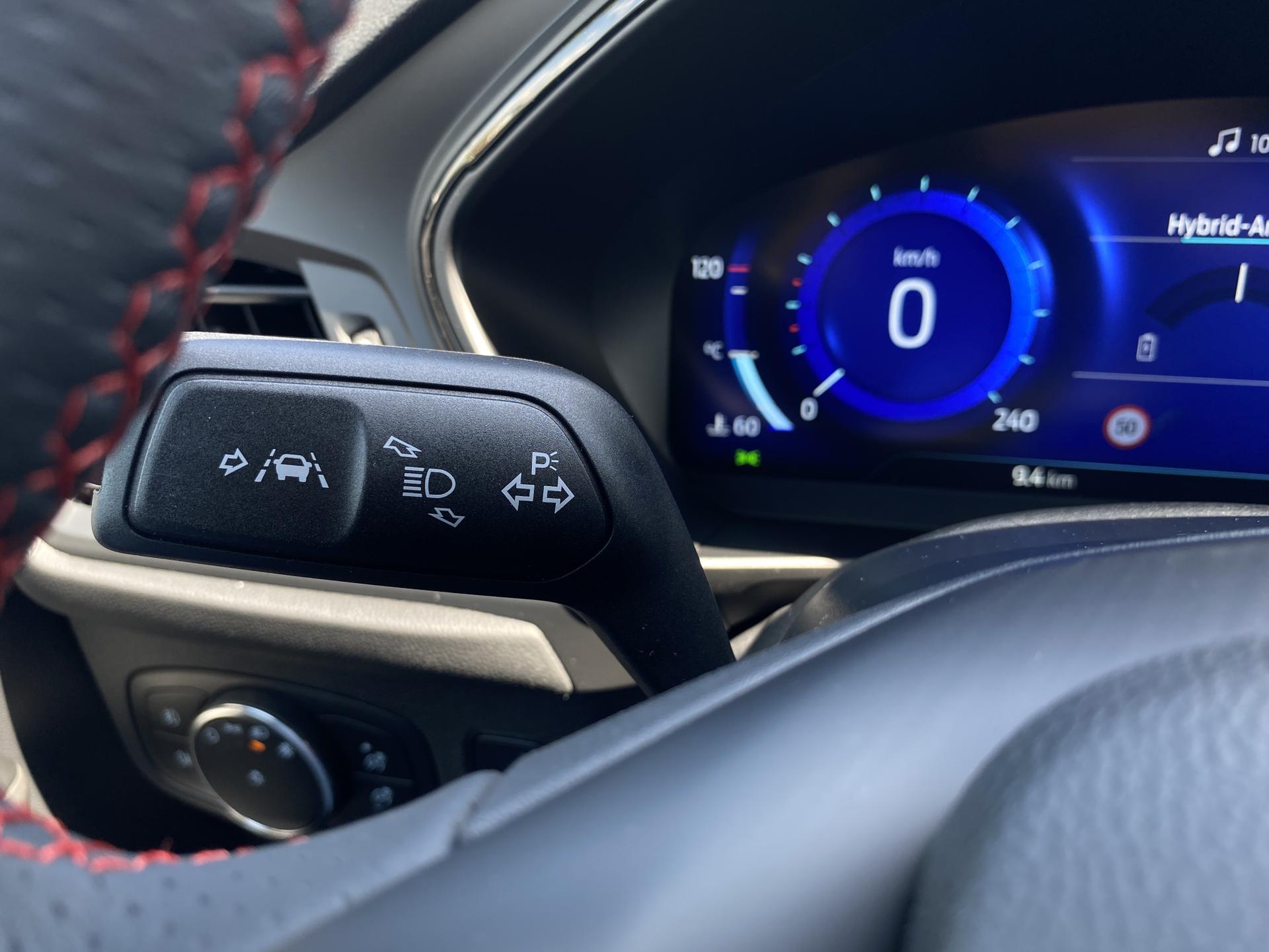 Ford Focus Turnier Innenraum