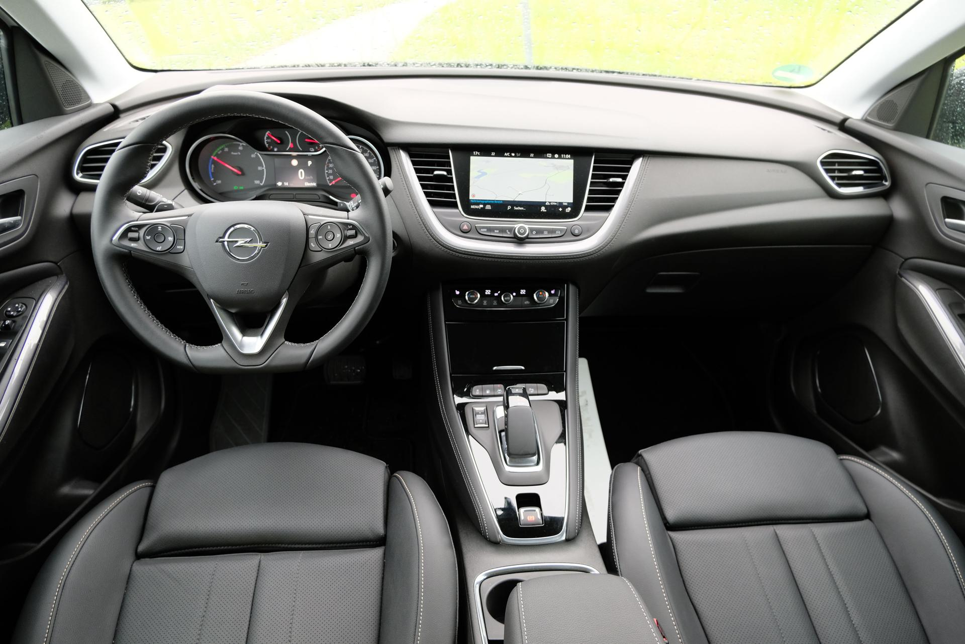 Opel Grandland X Innenraum Highlights
