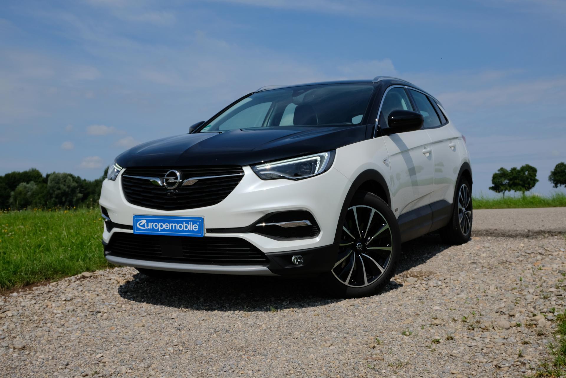 Opel Grandland X vorne