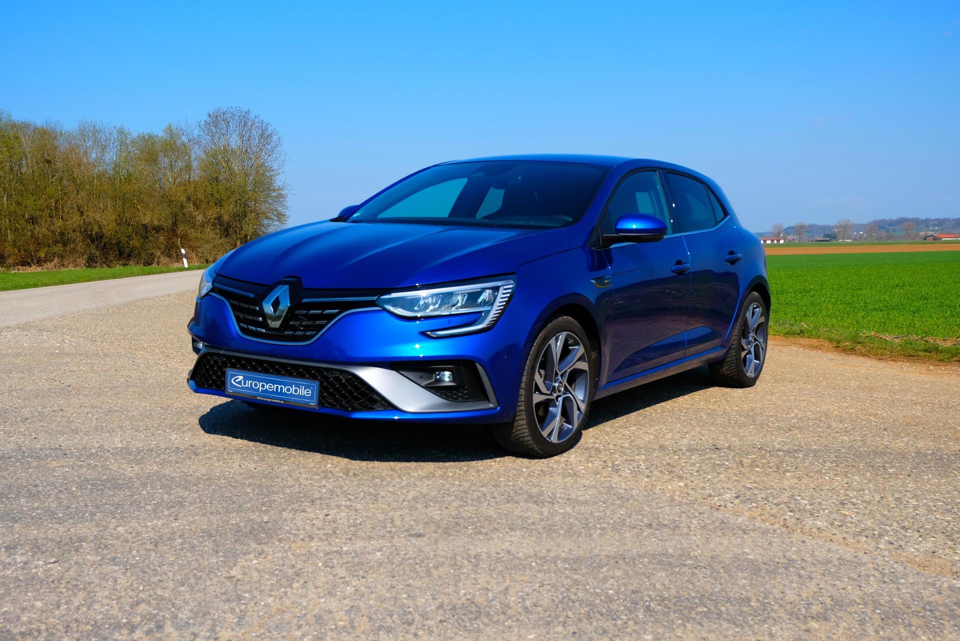 Renault Megane vorne
