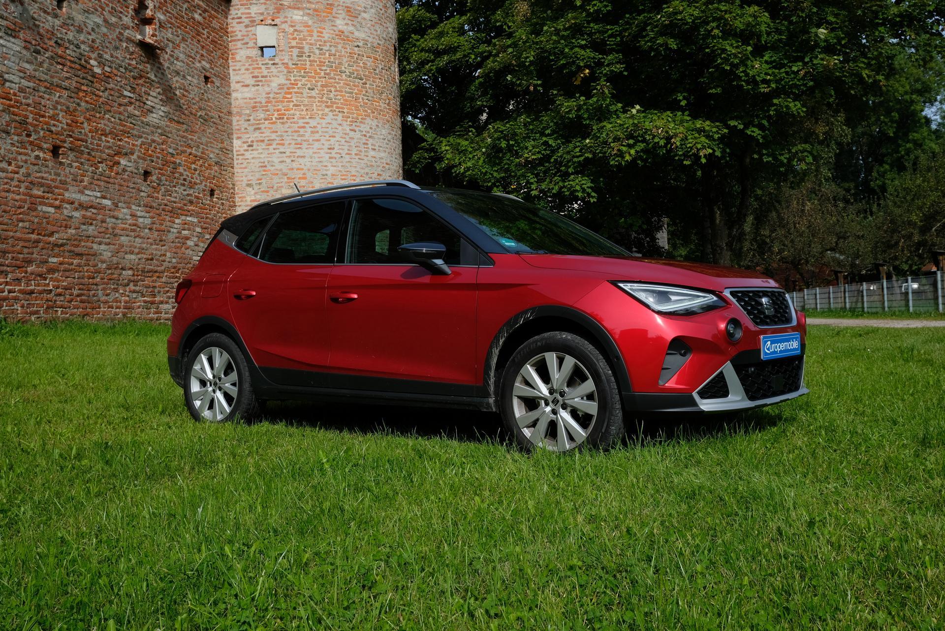 Facelift: SEAT Arona 1.0 TGI Exterieur 2021