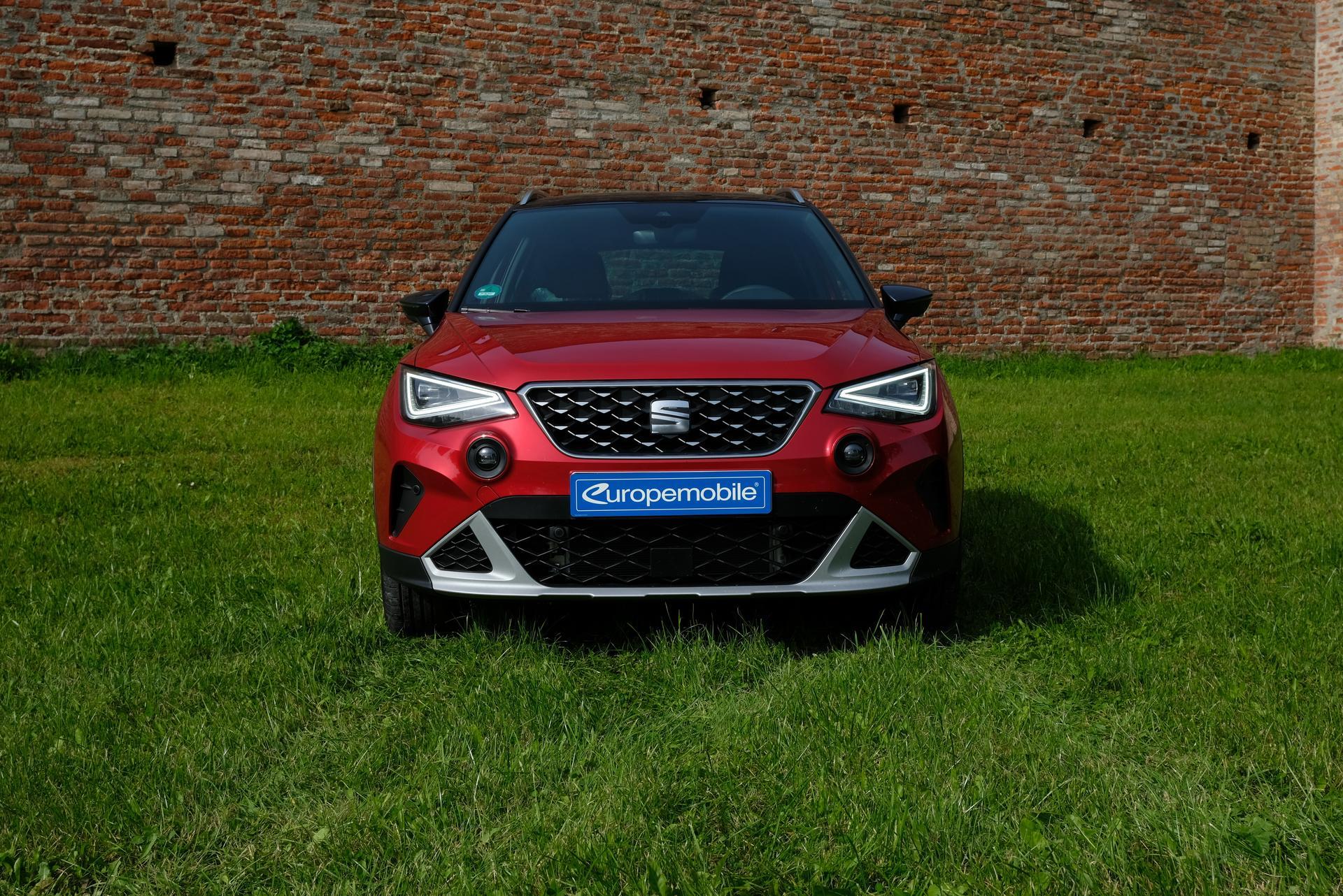 Facelift: SEAT Arona 1.0 TGI 2021