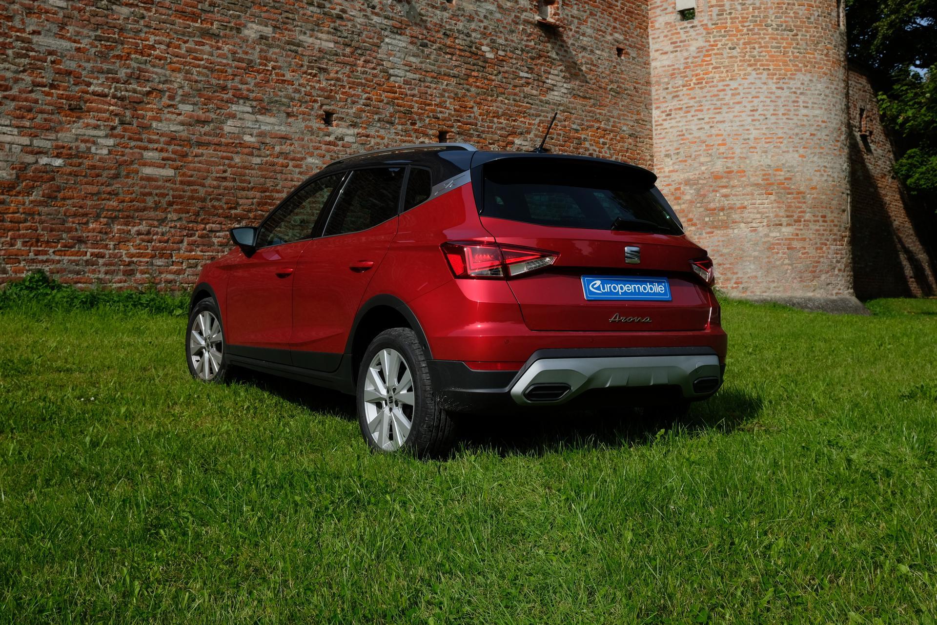 Facelift: neuer SEAT Arona 1.0 TGI
