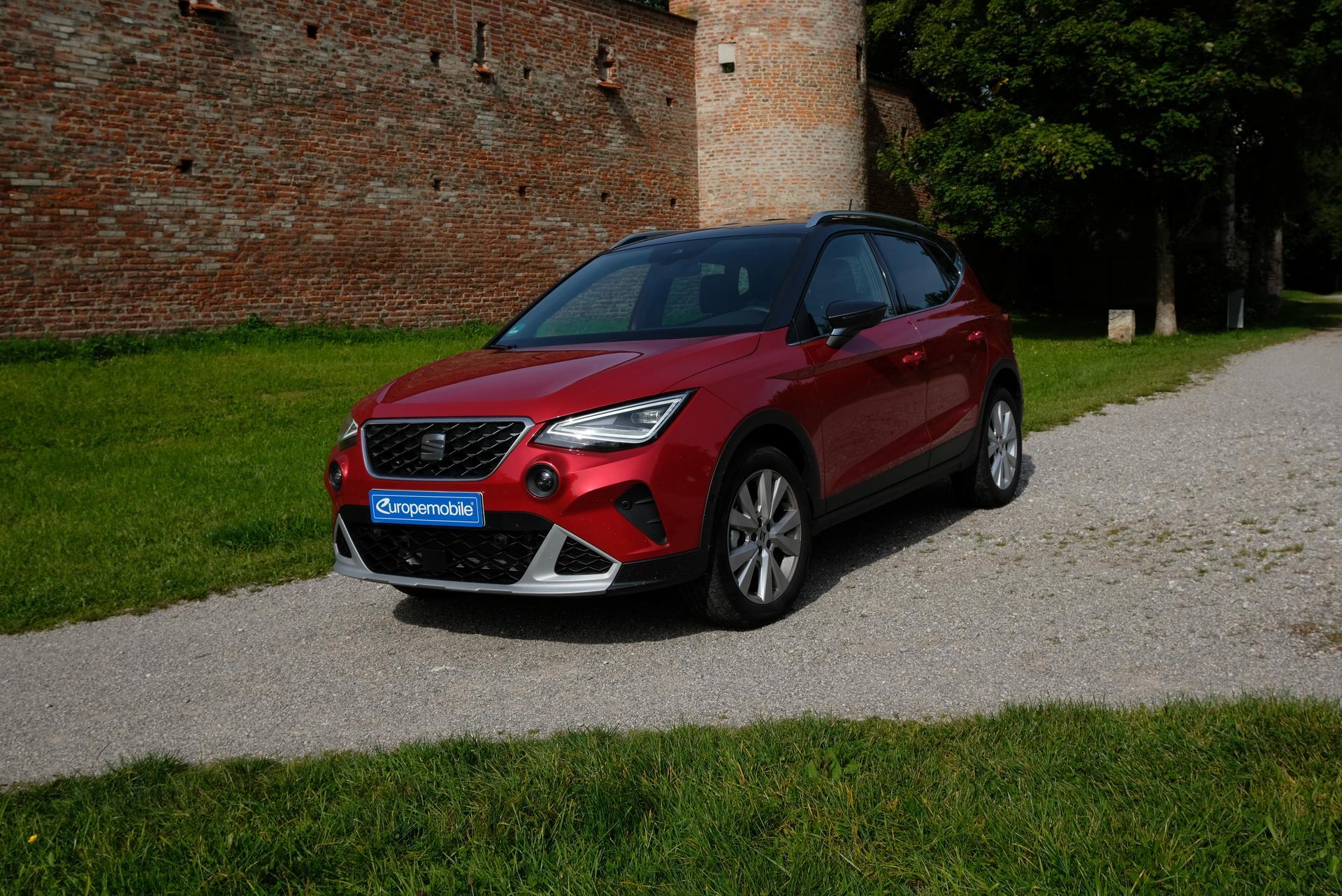 Facelift: SEAT Arona 2021 1.0 TGI