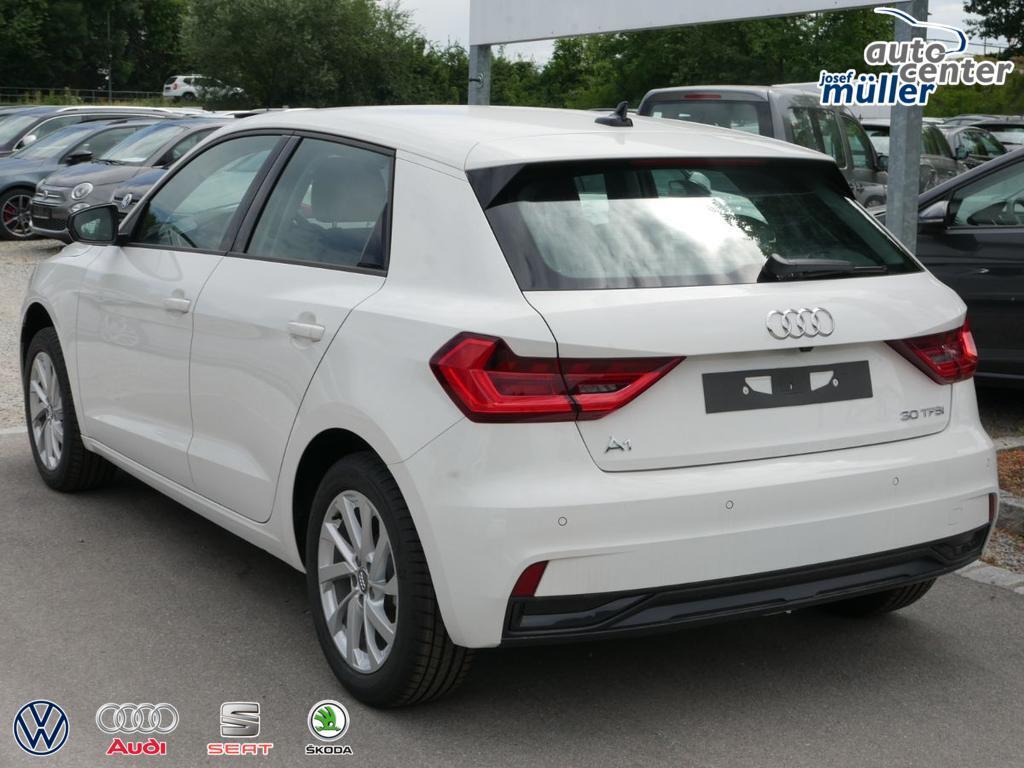 Audi A1 Sportback 30 Tfsi Advanced Parktronic Ruckfahrkamera Sitzheizung Tempomat