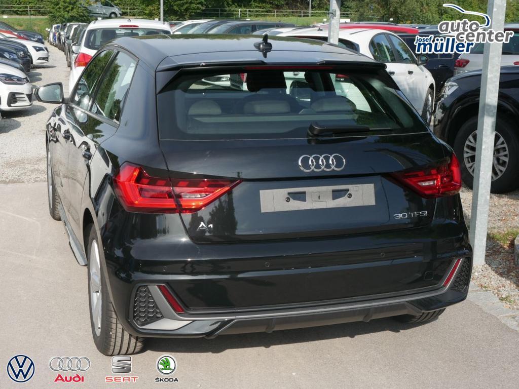 Audi A1 Sportback 30 Tfsi S Line Exterieur Pdc Shzg Virtual Cockpit Klima 16 Zoll