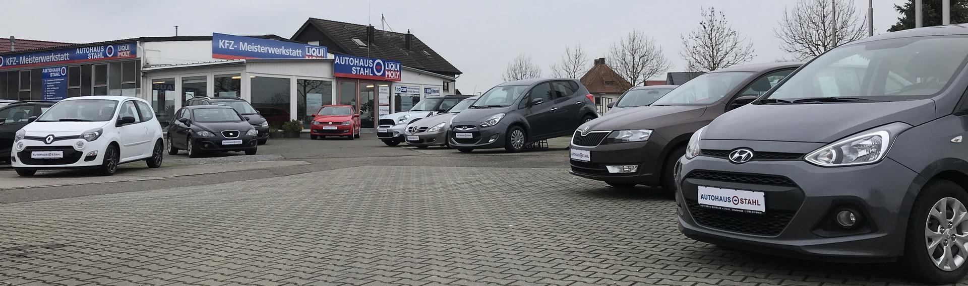 Home - Autohaus Stahl
