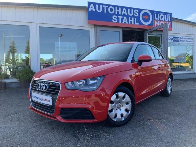 Audi A1 - 1.2 TFSI Attraction