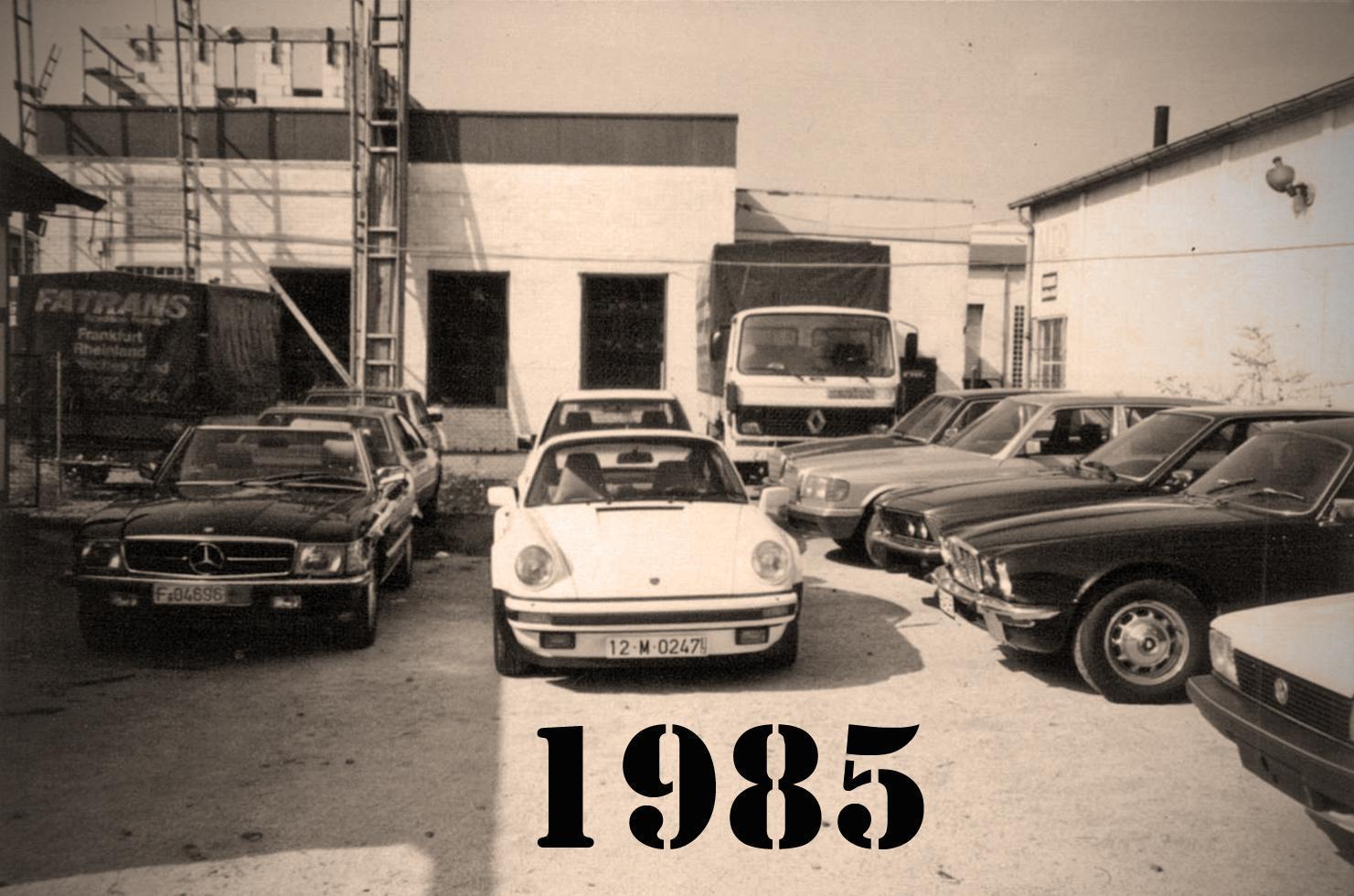 Ihr Spezialist für Neu- und Gebraucht-Fahrzeuge & Oldtimer