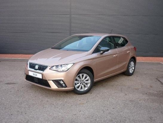 Seat Ibiza - Reference 1.0 MPI 59kw MJ 2019 WLTP, Radio, Bluetooth, Front Assist, Berganfahrtsassistent