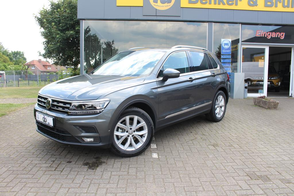 VW Tiguan 1.5 TSI 150PS Comfortline BMT LED+,18Zoll,ACChigh,ERGO MassageSitz