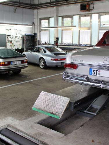 Werkstatt & Service