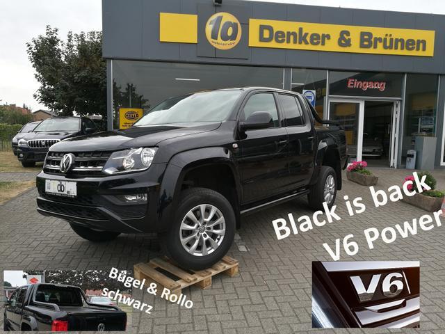 Neu auf Lager - VW Amarok 3.0 TDI V6 Automatik - 06/2017, 13.850 km