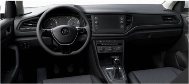 Volkswagen T-ROC 1,0 TSI 6G
