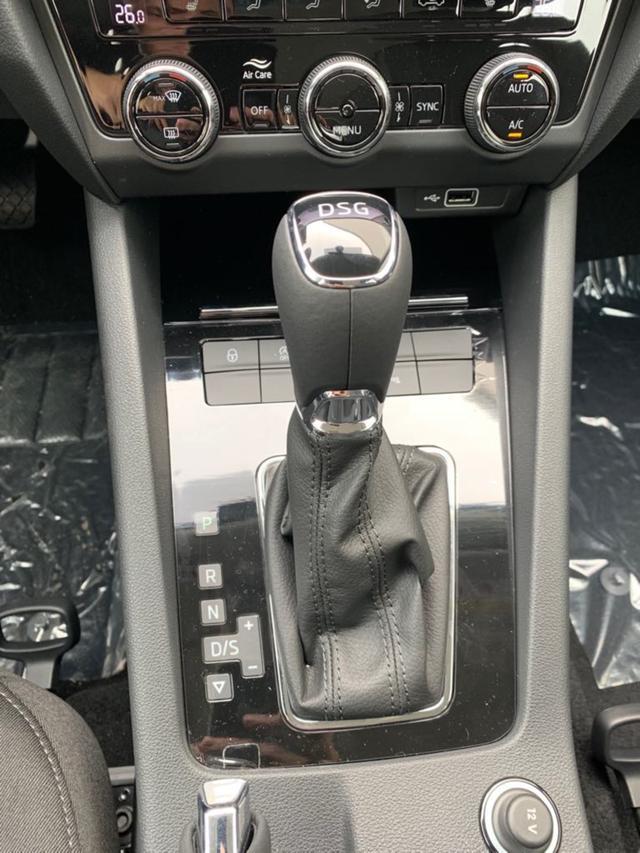 Skoda Octavia Combi Style 1,5 TSI 110kW DSG7