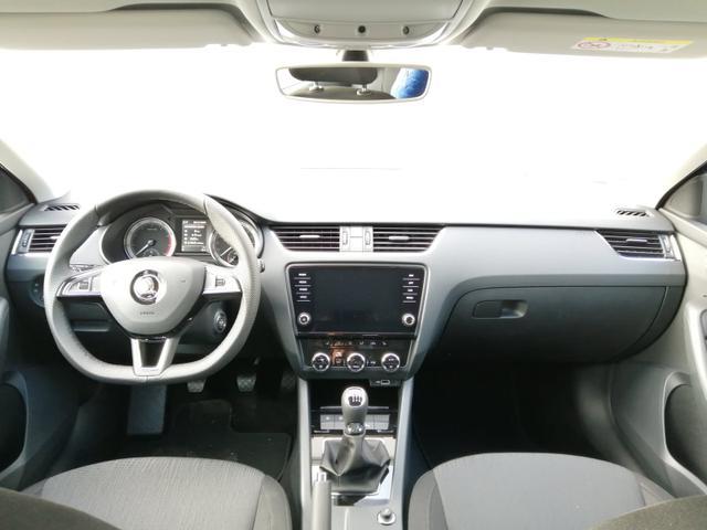 Skoda Octavia Combi Style 1,5 TSI 110kW 6G