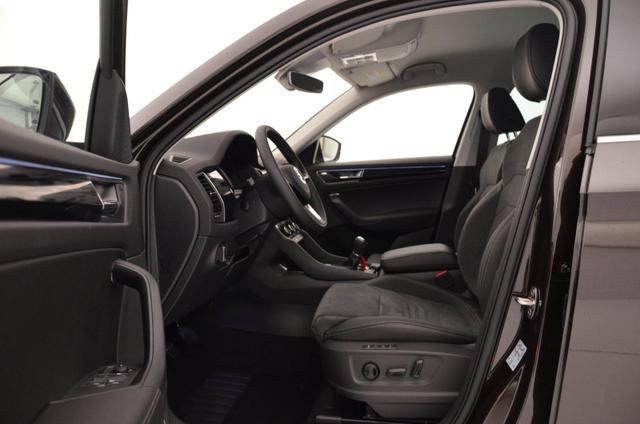 Skoda Kodiaq Style 1.5l TSI ACT, 110 kW (150 PS), 6-Gang