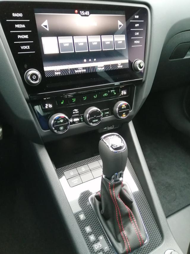 Skoda Octavia Combi RS 2,0 TSI 180kW 7DSG