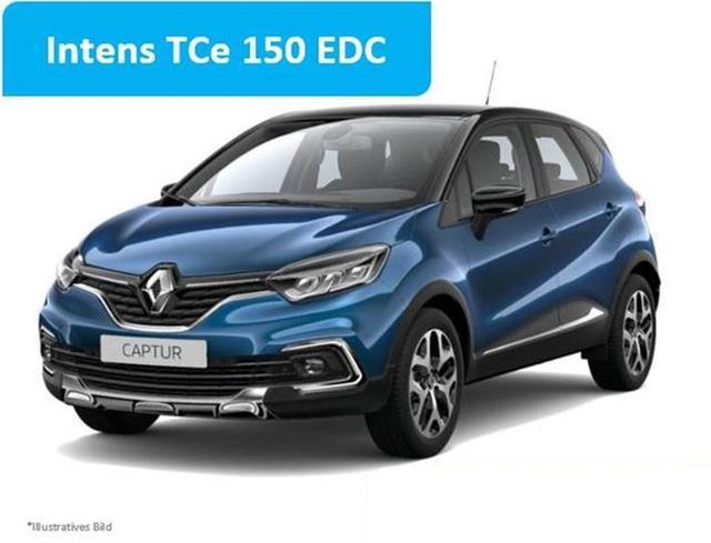 Renault Captur Intens TCe 150 EDC GPF