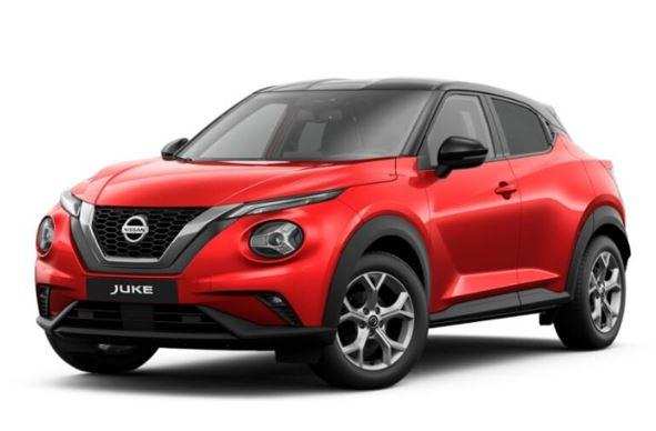Nissan Juke 1,0 DIG-T 2WD N-Connecta + TWO 6MT