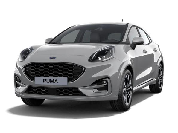 Ford Puma ST-LINE 1.0 ECOBOOST (MHEV) 155PS