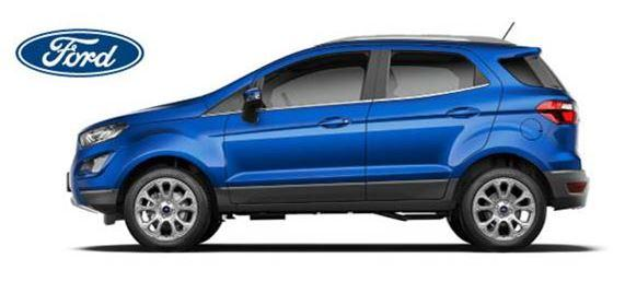Ford EcoSport II Facelift Cool & Connect (2019) 1.0l EcoBoost, 92 kW (125 PS), 6-Gang