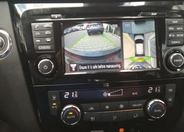 Nissan Qashqai 1,3 DIG-T 160 PS N-Connecta 2WD MT