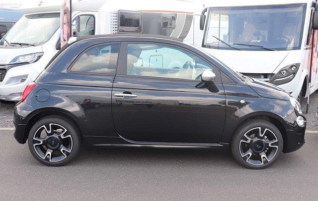 Fiat 500C - 1.2 8V Rockstar 51kW DAB+ APPLE/ANDROID PDC